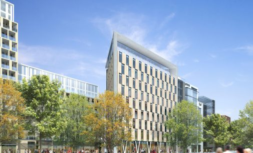 Major apartment scheme for Ballsbridge hotel sites