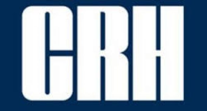 CRH set to spend €8bn on takeovers
