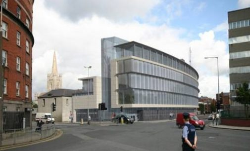€7.5m garda station set for Kevin's Street