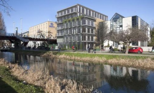 Rohan begins €35m office building project in Dublin 2