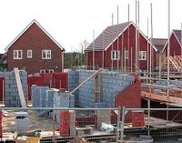 Up to 13,000 homes built in 12 months to July