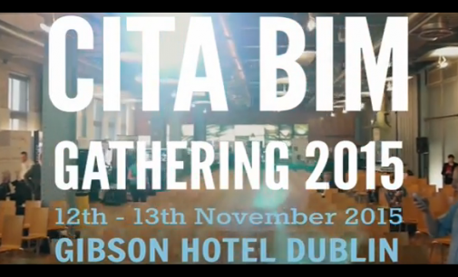 CitA BIM Gathering to take place on November 12-13