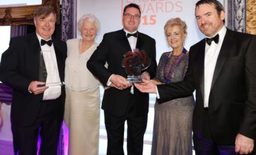 O'Hare & McGovern wins top prize at Northern Ireland construction awards