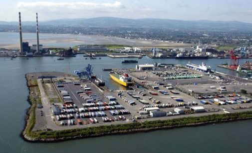EIB commits €100M to Dublin port ABR project