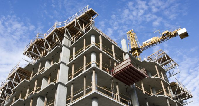 Construction sector sees sharp rise in new business in October