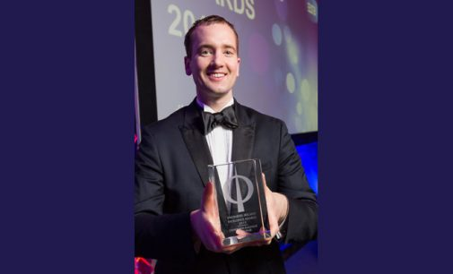 L&M Keating Director wins Engineers Ireland Chartered Engineer of the Year 2015