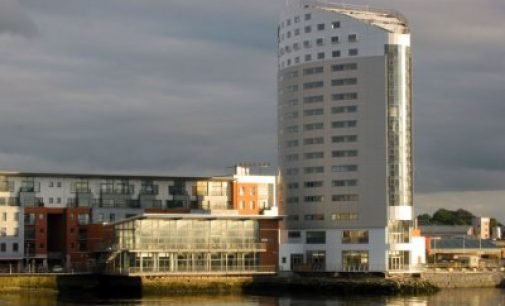 Ireland's Tallest Hotel for €3.5m