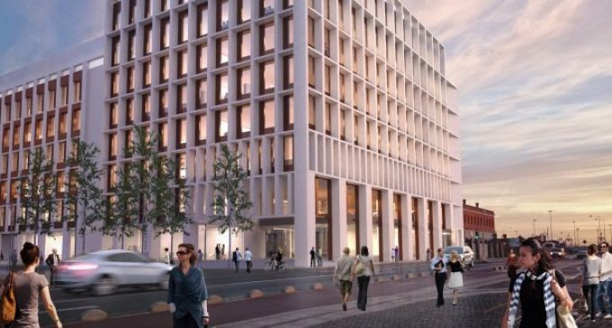 Nama to finance €87m office building in Dublin