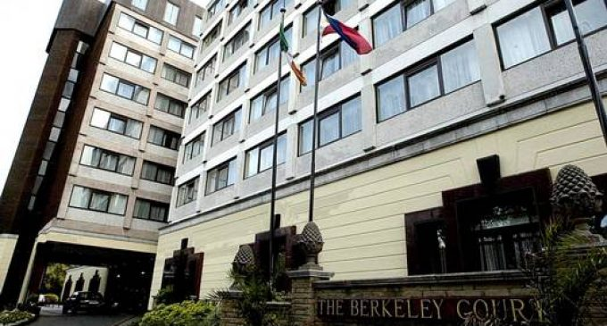 Newry company to demolish Berkeley Court hotel