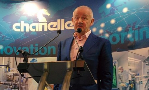 Galway-based pharma firm Chanelle Group to build new facility