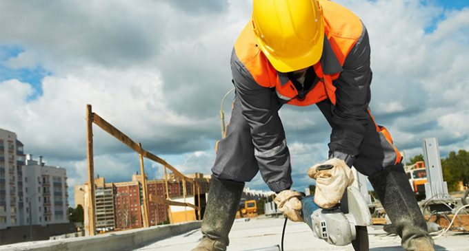 Construction activity growth seen as employment levels rise