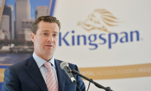 Kingspan releases 2017 interim results