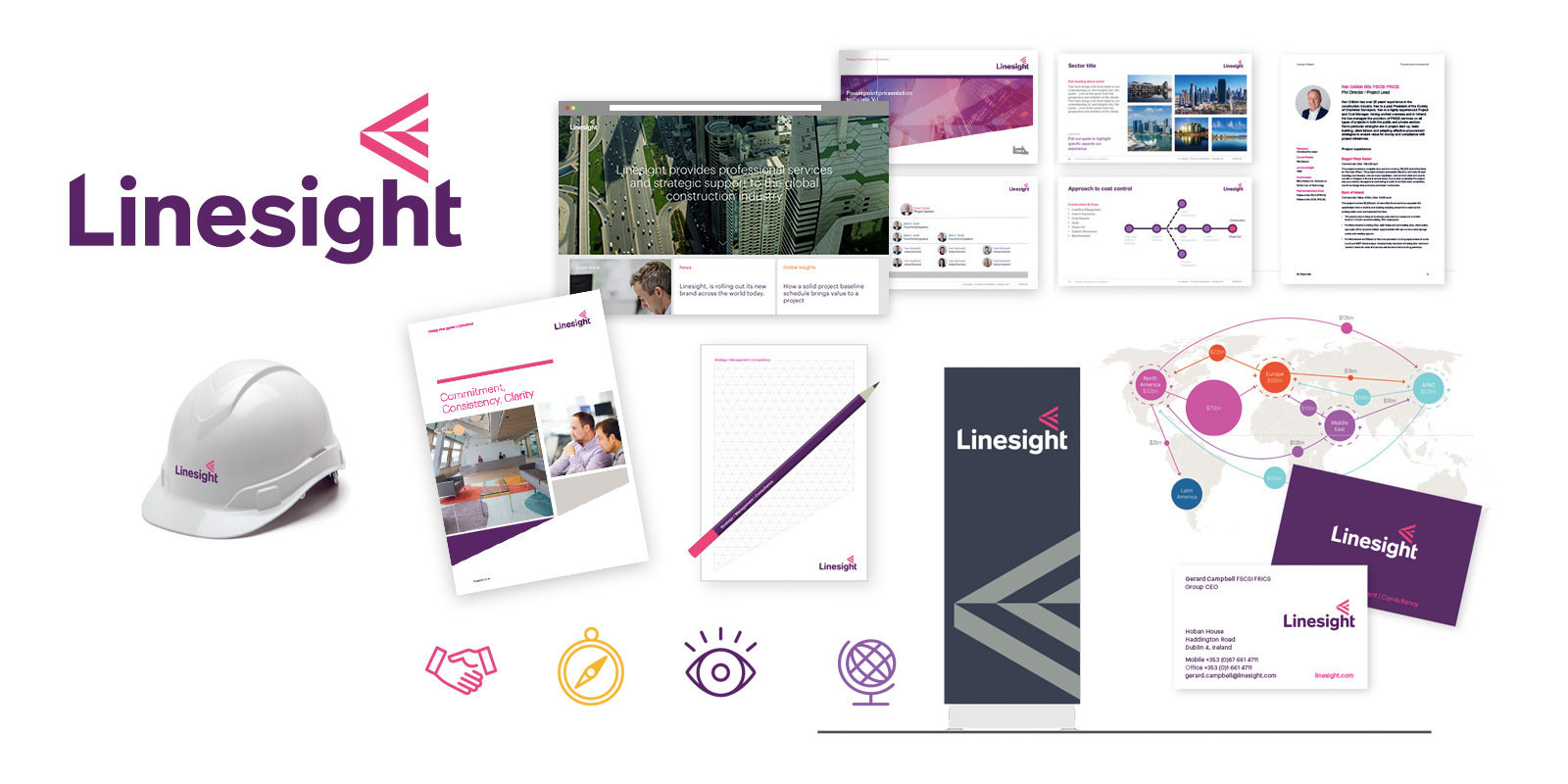 Construction consultancy Bruce Shaw rebrands as Linesight