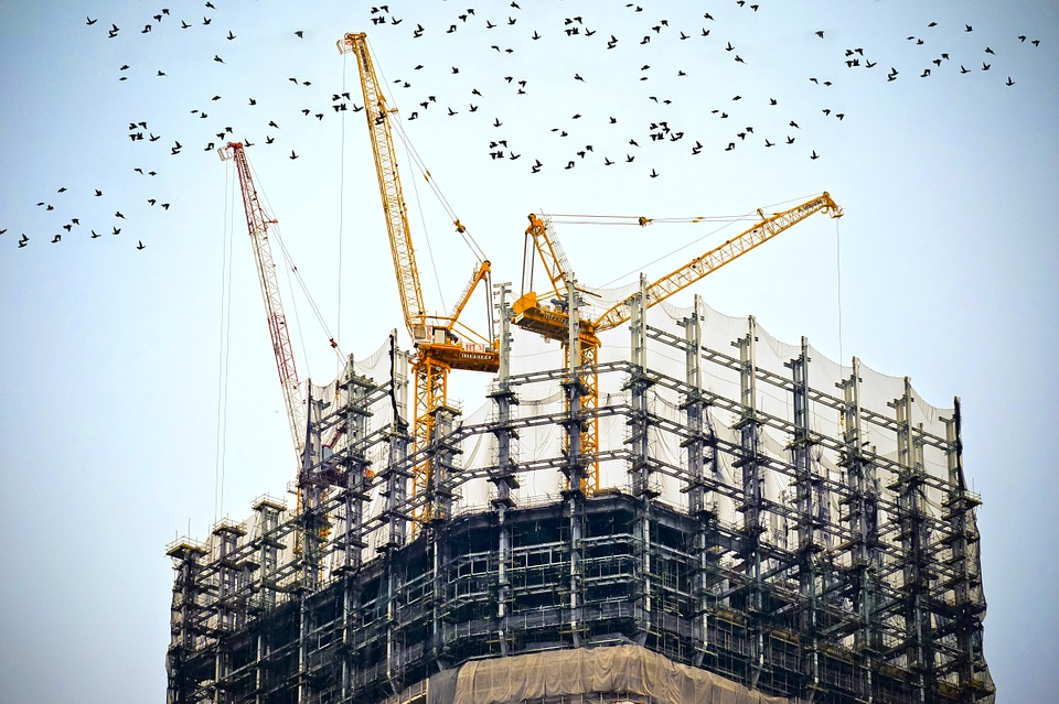 """Up to 75,000 construction jobs could be added by 2020 as part of """"Rebuilding Ireland"""" initiative"""