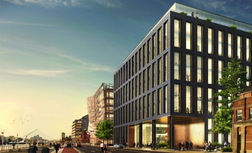 "Ballymore launches new ""Dublin Landings"" docklands development"