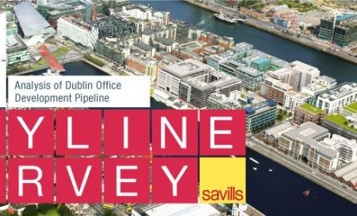 136 New Office Buildings to be Built in Dublin