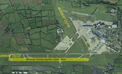 Upgrade to Dublin Airport Runway to Create 150 Jobs