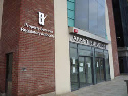 Property Services Regulatory Authority Members Appointed
