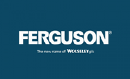 Wolseley rebrands as Ferguson
