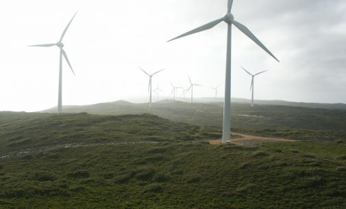 Kerry producing 14% of wind energy