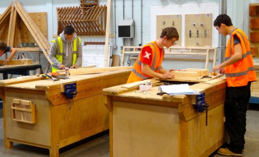 Construction Companies Turning Again to Apprentices to Build the Future