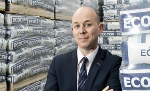 Micheál McKittrick appointed MD at Ecocem Ireland Ltd