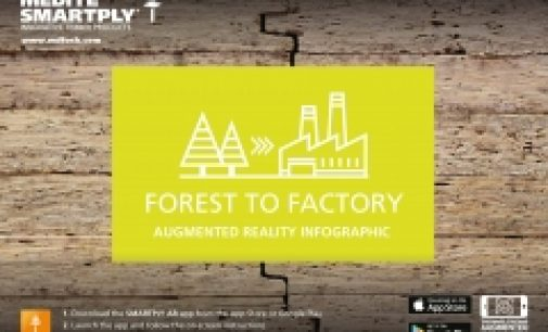 Medite Smartply launches augmented reality app