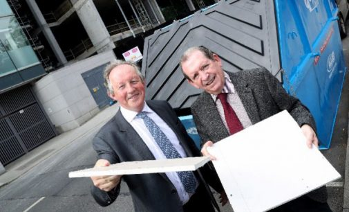 Gyproc announces Ireland's first nationwide Plasterboard Recycling Service