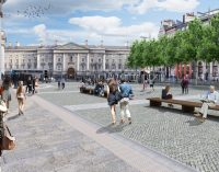Plans for new College Green plaza in Dublin revealed