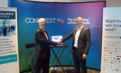 ConQuest and Builder's Profile join forces