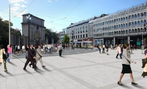 Sisk Steconfer JV begin testing trams on new Luas Cross City extension