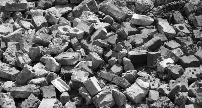 Construction & demolition waste – how to turn waste into an opportunity
