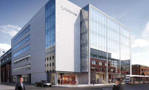 Exchange building to be delivered ahead of schedule