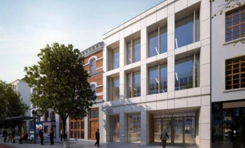 €30m, five-storey office building to be built by JCD on South Mall, Cork