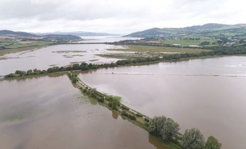 Dept of Housing meeting on Donegal floods