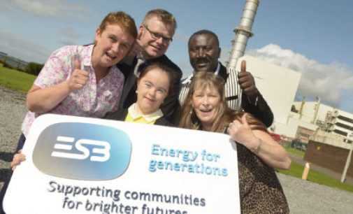 Cork charities win funding from ESB's Energy for Generations Fund