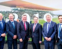 Sisk sign Curragh Racecourse Redevelopment Contract