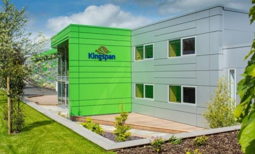 Record Year For Kingspan
