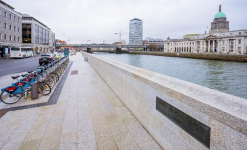 Dublin City Council Wins Engineers Ireland Excellence Award