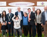 CField Construction Helps Build Field of Dreams For Down Syndrome Cork