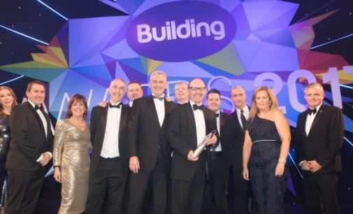 GRAHAM Construction Named as Building Industry's Top Contractor