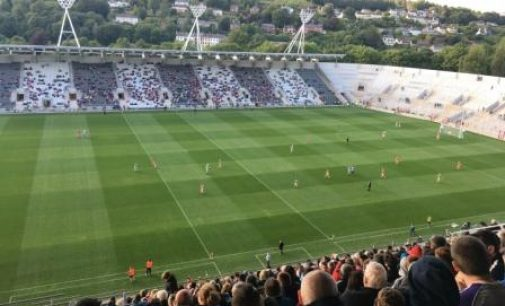 Pairc Ui Chaoimh Named 'Project of the Year'
