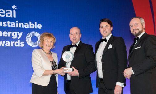 SEAI Sustainable Energy Awards Recognise Impact of Innovative Energy Solutions in Design and Construction