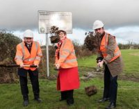 Construction of Donabate Distributor Road Commences