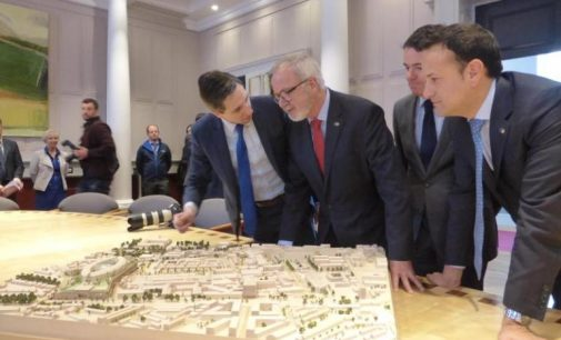 Largest Ever European Investment Bank Support in Ireland Backs New Children's Hospital Project