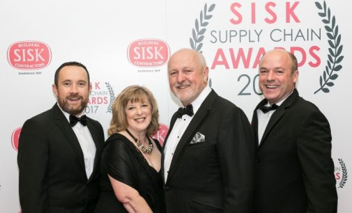 Sisk Announces Winners of Inaugural Supply Chain Awards