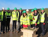 GBHP and the South Eastern Trust Celebrate Topping Out of Ulster Hospital's Acute Services Block
