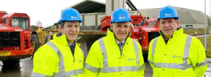 Gyproc Ireland to Invest €8 Million at Monaghan Quarry