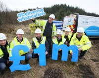 NI Water Invests £1 Million to Upgrade Watermain Supplying Fermanagh Reservoirs