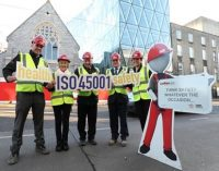 NSAI Launch New Health and Safety International Standard ISO 45001 in Conjunction With Collen Construction